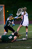 2013 Girls Varsity Lacrosse Playoffs vs. Oregon Episcopal : May 17, 2013 - the Wildcats beat OES 14-12 and move to the Final 4 against Lake Oswego. Abby Chase, Alexa Dube and Caitlin Malvar had 3 goals each. Jocelyn Welberg scored 2 and made several key defensive plays late in the game.